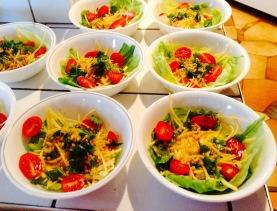 Salade de rutabaga
