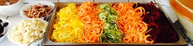 Nouilles de legumes (cru)